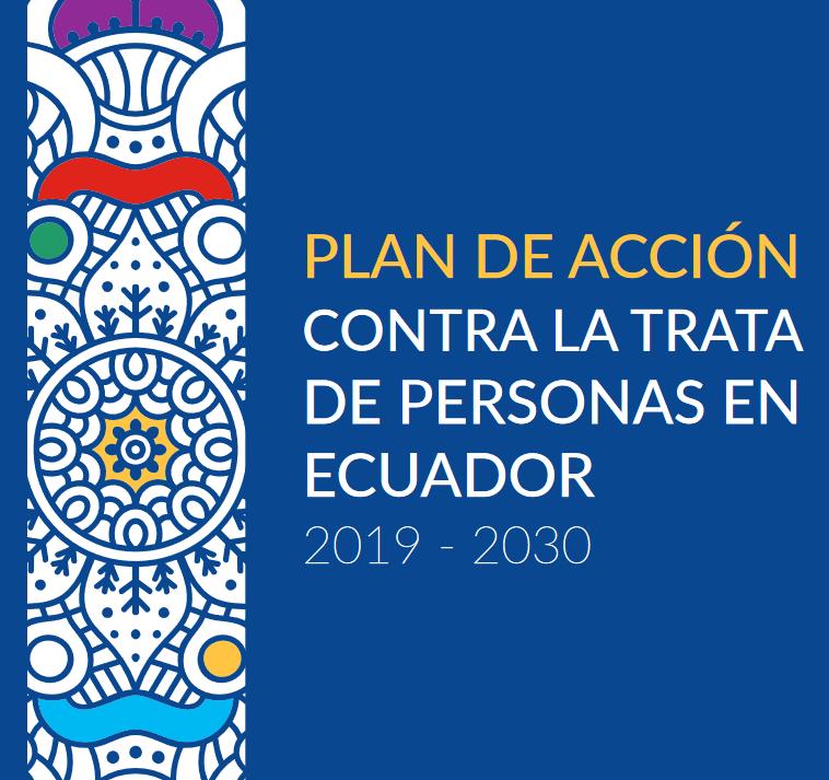 Plan de Acción contra la Trata de Personas 2019 - 2030