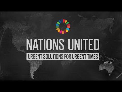 Nations United: soluciones urgentes para tiempos de urgencia - Presentado por Thandie Newton