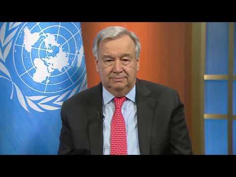 Llamado del Secretario General António Guterres a un alto al fuego mundial, para hacer frente al COVID-19